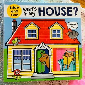 COPY - What's in my house